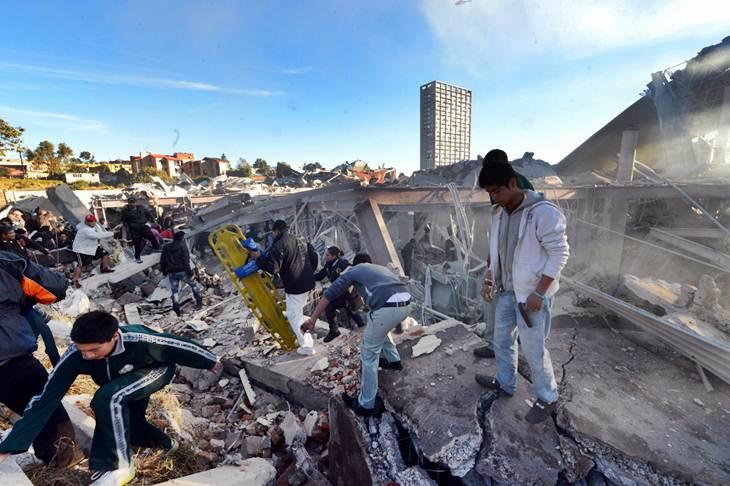 cuajimalpa explosion hospital