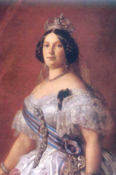 Isabel_II_Spain