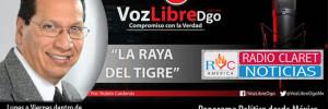 la raya del tigre