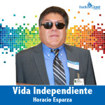 vida independiente horacio esparza