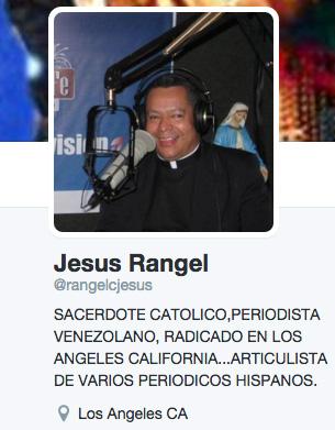 padre Jesus rangel audios