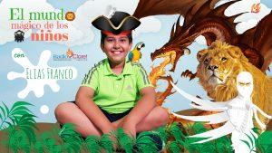 el mundo magico de los niños