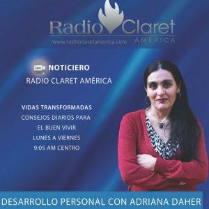 Adriana Dahert Noticias Radio Claret