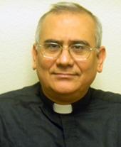 Father Rosendo Urrabazo, CMF as the Provincial Superior