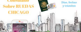Donde estará el Consulado sobre Ruedas Noviembre 2018