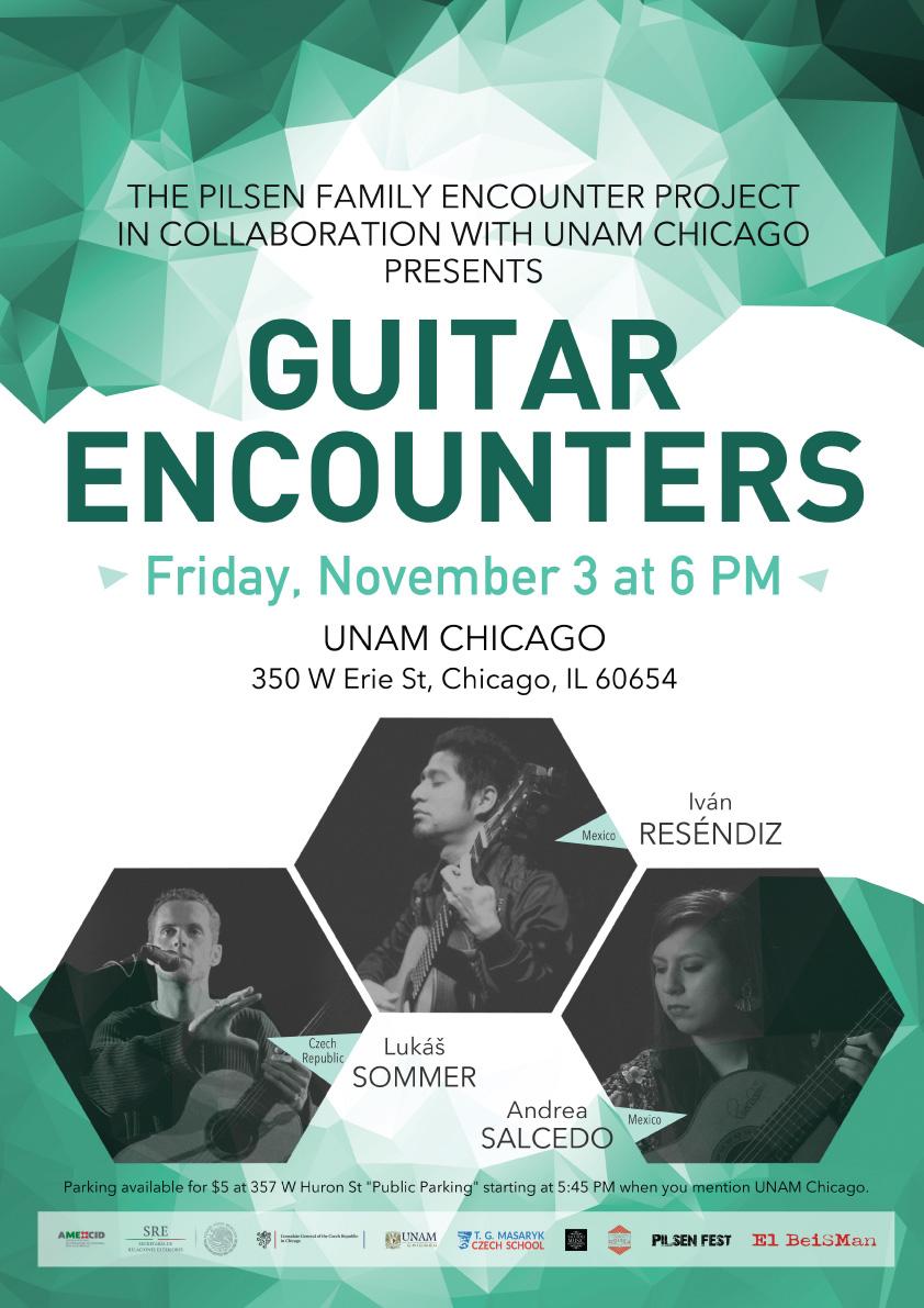 Guitar Encounters UNAM