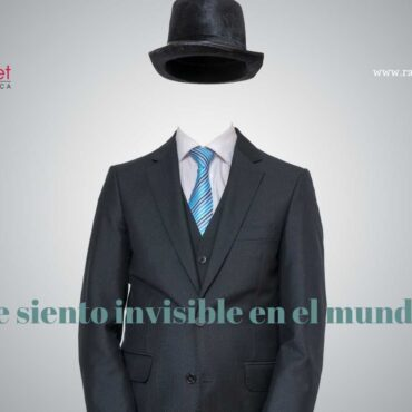 Me siento invisible