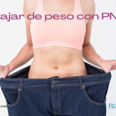 Bajar de peso con PNL