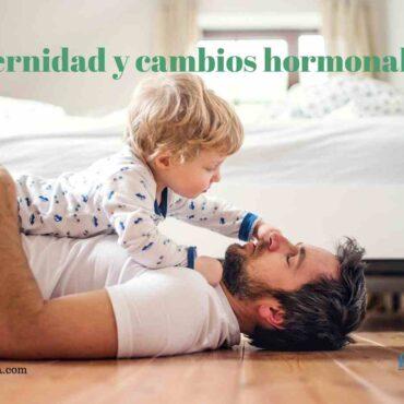 Paternidad y cambios hormonales
