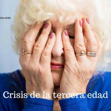 crisis de la tercera edad
